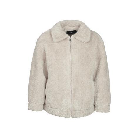 Vero Moda VMCLASSI women's Jacket in Beige