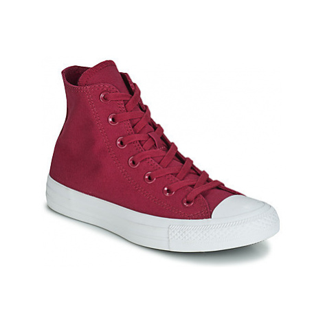 Converse CHUCK TAYLOR ALL STAR GALAXY GAME CANVAS HI women's Shoes (High-top Trainers) in Pink