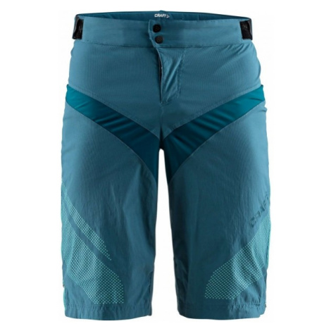 Craft ROUTE XT blue - Men's cycling shorts