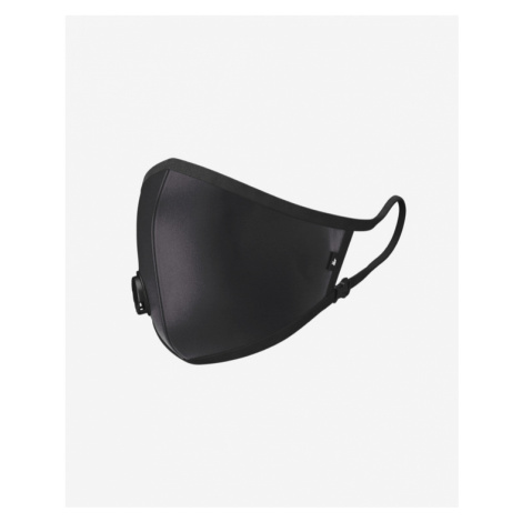 är Small Logo Kids Mask with vent and nanofilter Black