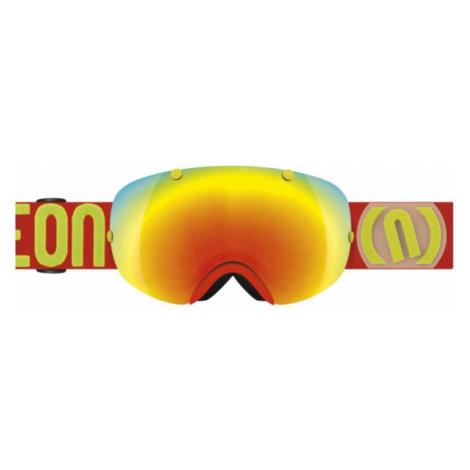 Neon BREAK red - Ski goggles