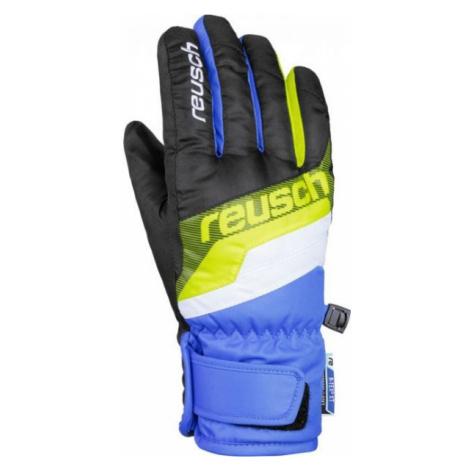 Reusch DARIO R-TEX XT JUNIOR green - Ski gloves