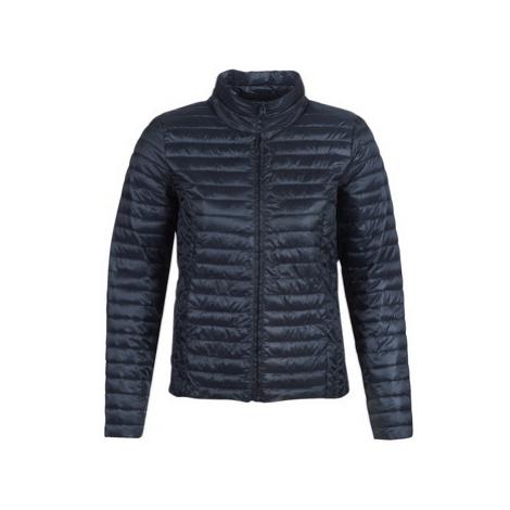 Blue women's spring/autumn jackets