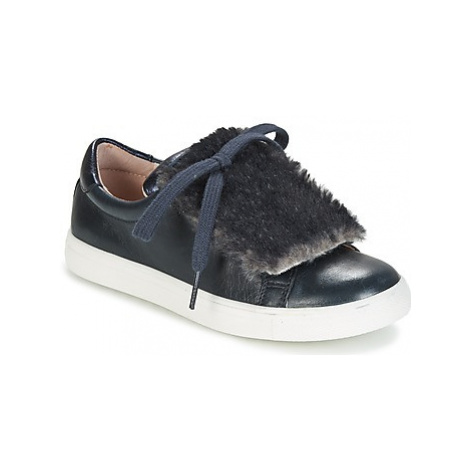 Acebo's ALBA girls's Children's Shoes (Trainers) in Blue