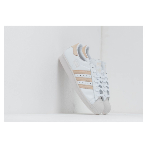 adidas Superstar 80S Ftw White/ Ecrtin/ Crystal White