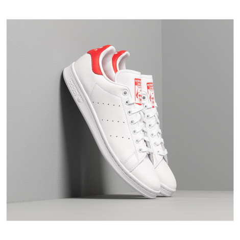 adidas Stan Smith Ftw White/ Ftw White/ Lust Red