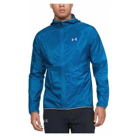 Under Armour Qualifier Storm Jacket Blue