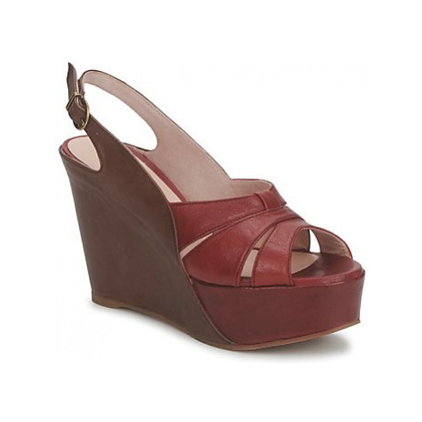 Paco Gil RITMO SELV women's Sandals in Brown