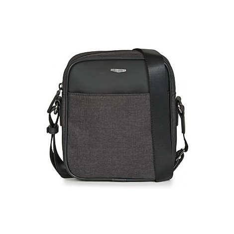Hexagona MERCURE men's Pouch in Black