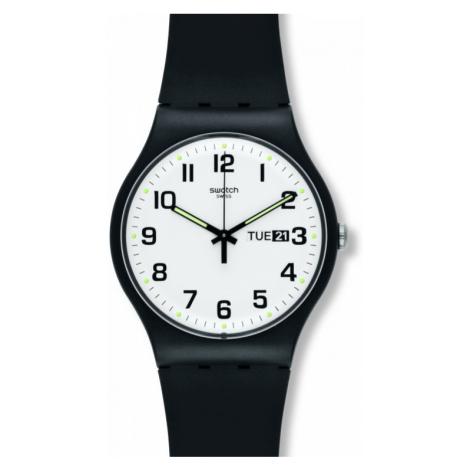 Unisex Swatch Twice Again Watch SUOB705