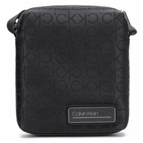 Calvin Klein Industrial Mono Mini Cross body bag Black