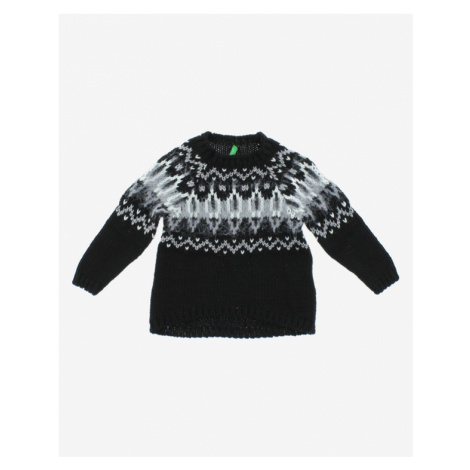United Colors of Benetton Kids Sweater Black