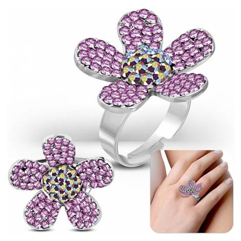 ring Body Art FRB354 - Flower