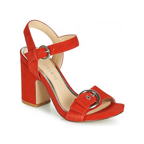 Café Noir LA521 women's Sandals in Red