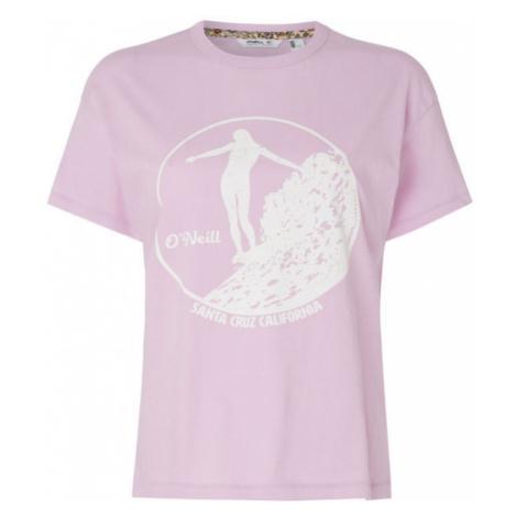 O'Neill LW OLYMPIA T-SHIRT light pink - Women's T-shirt