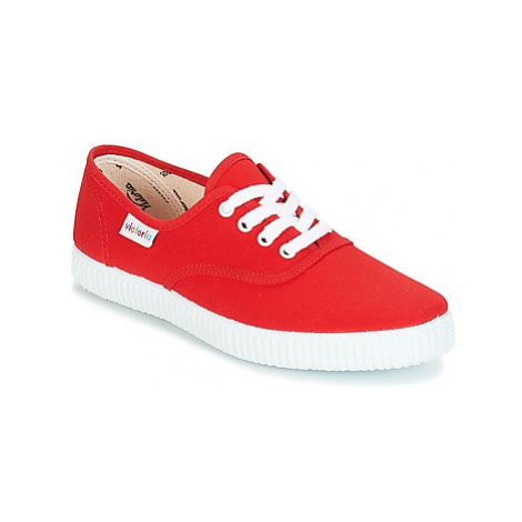 Victoria 6613 women's Shoes (Trainers) in Red