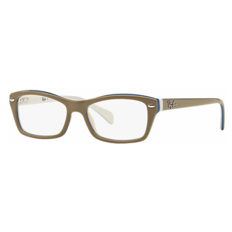 Ray Ban Rb1550 Unisex Optical Lenses: Multicolor, Frame: Grey - RB1550 3658 46-15