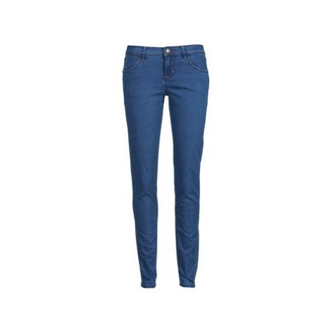 DDP SILIFU women's Skinny Jeans in Blue