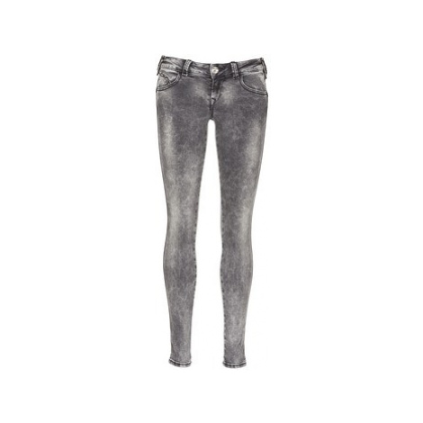 Fornarina PEGGY women's Skinny Jeans in Grey