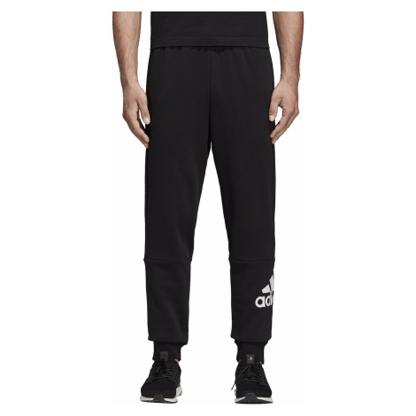 tracksuit adidas Performance Must Haves French Terry Badge Of Sport - Black/White - men´s