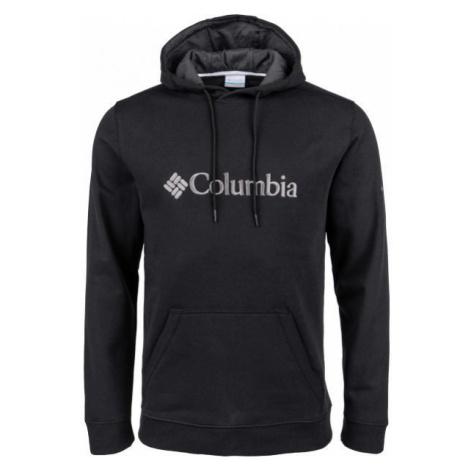 Columbia CSC BASIC LOGO HOODIE black - Men's hoodie