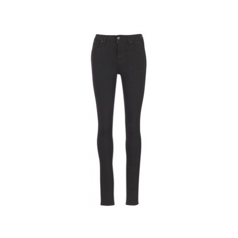 Levis 721 HIGH RISE SKINNY women's in Black Levi´s