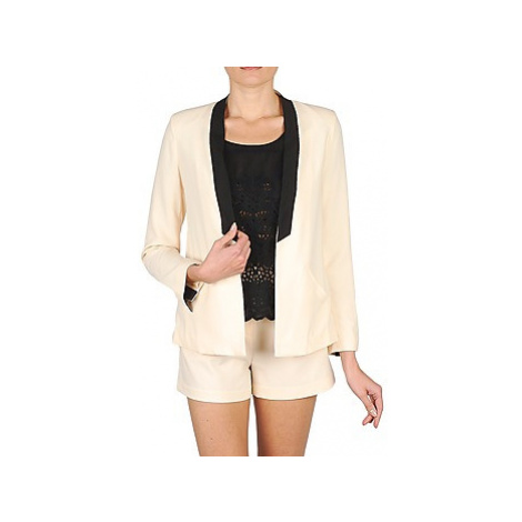Stella Forest PLEAT women's Jacket in White