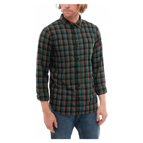 shirt Vans Alameda II LS - Argan Oil - men´s