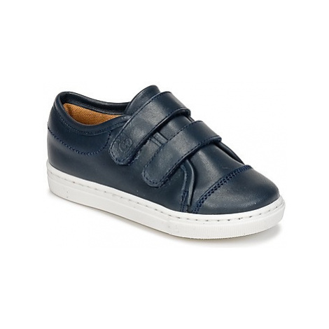 Citrouille et Compagnie INACUFI boys's Children's Shoes (Trainers) in Blue