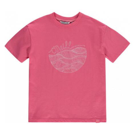 O'Neill LG HARPER T-SHIRT pink - Girls' T-shirt