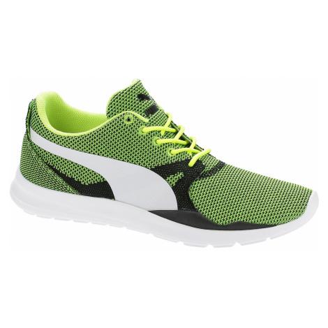 shoes Puma Duplex Evo Knit - Safety Yellow/Steel Gray