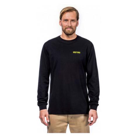 Horsefeathers ELVIN ATRIP T-SHIRT - Men's long sleeve T-shirt