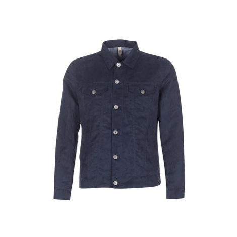 Serge Blanco VARGAS men's Jacket in Blue