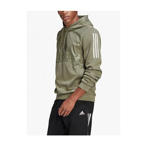 Adidas AEROREADY Hoodie, Legacy Green
