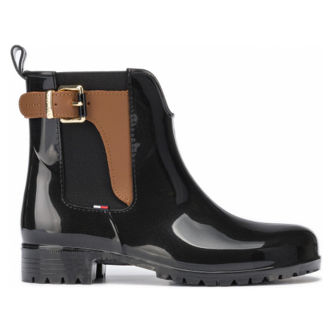 Tommy Hilfiger Rain boots Black