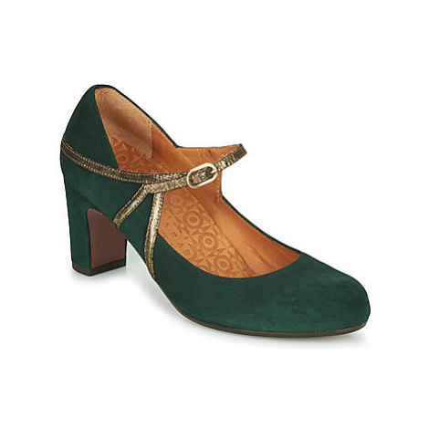 Chie Mihara MAROMA women's Court Shoes in Green
