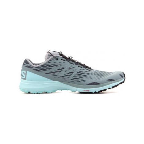 Salomon XA Amphib W 401563 women's Running Trainers in Blue