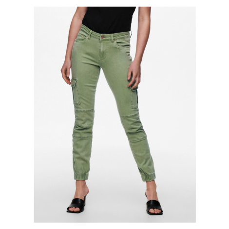 ONLY Missouri Jeans Green