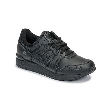 Asics GEL-LYTE men's Shoes (Trainers) in Black