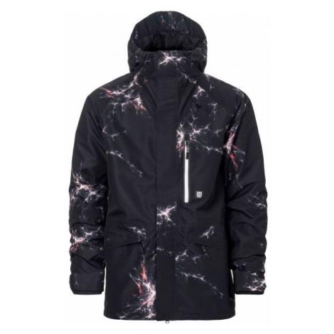 Horsefeathers KEEGAN JACKET black - Men's winter jacket