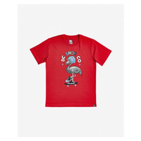 DC Mingoback Kids T-shirt Red