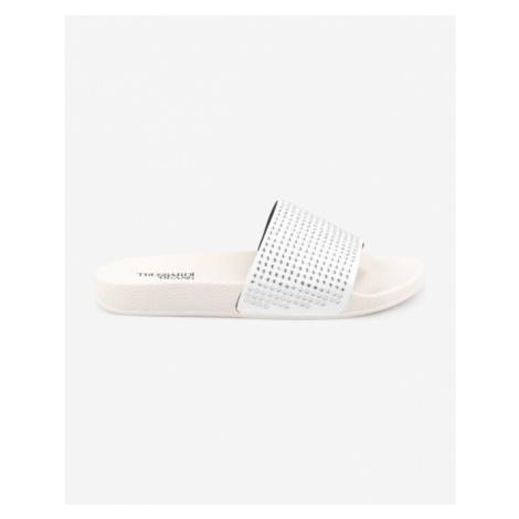 Trussardi Jeans Slippers White