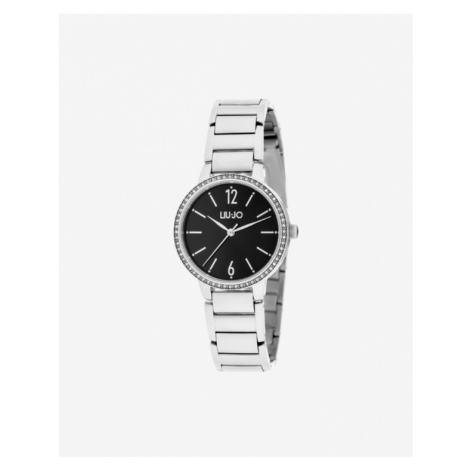 Liu Jo Circle Clair Watches Silver