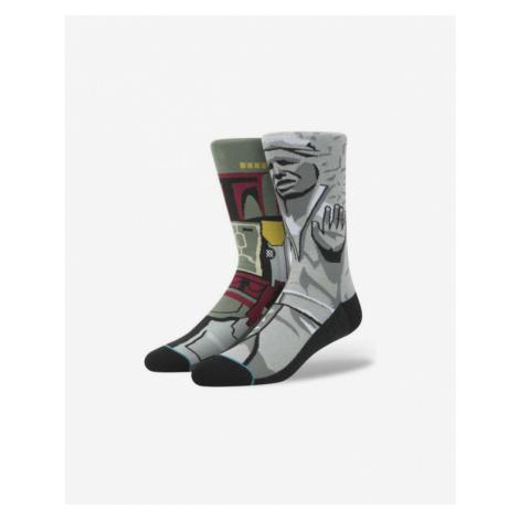 Stance Frozen Bounty Socks Grey