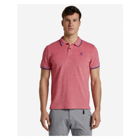 Tom Tailor Polo Shirt Red