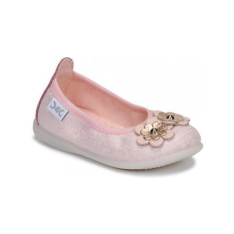 Citrouille et Compagnie JATAMAL girls's Children's Shoes (Pumps / Ballerinas) in Pink