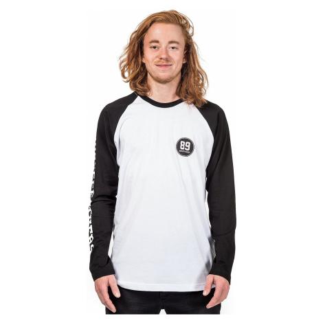 T-shirt Horsefeathers Nestor LS - White