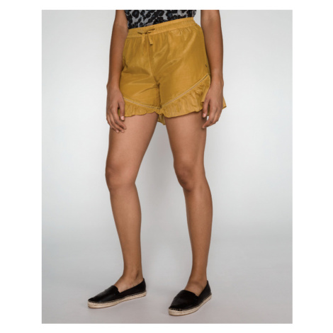 Scotch & Soda Shorts Yellow