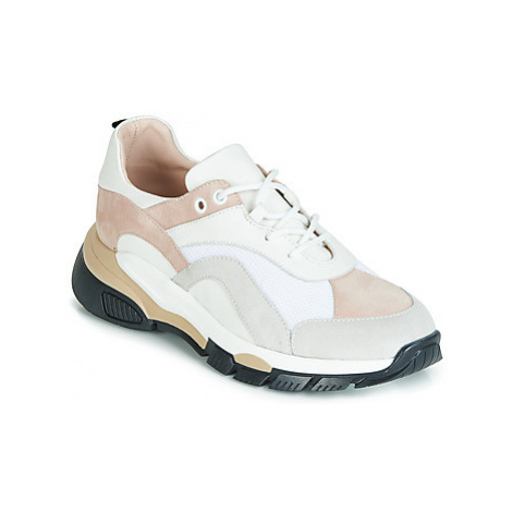 Tosca Blu KELLY women's Shoes (Trainers) in White