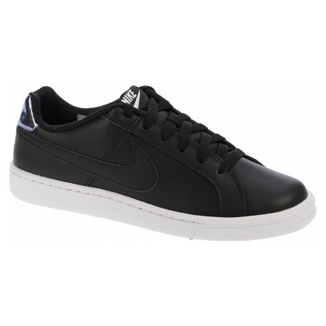shoes Nike Court Royale - Black/Metallic Silver